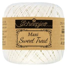 Scheepjes Maxi Sweet Treat 106 Bridal White