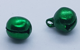 10mm Groene Belletjes per 10 stuks