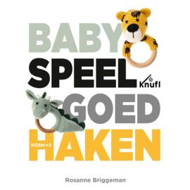 Baby Speelgoed Haken -  Knufl Rosanne Briggeman
