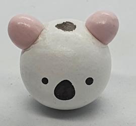 Koala Kraal Wit & Roze