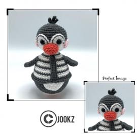 Garenpakket Mini tuimelaar Pinguin
