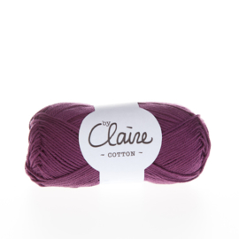 byClaire cotton 018 plum