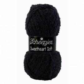 Scheepjes Sweetheart Soft 004 Zwart