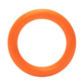 Plastic ringetjes - 40 mm - Oranje 693
