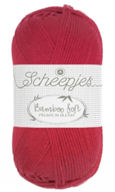 Scheepjes Bamboo Soft 259 Majestic Red