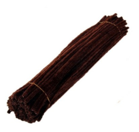Donker Bruine pijpenragers (10 stuks)