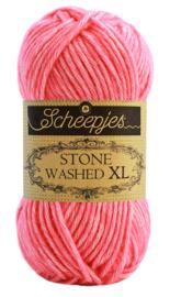 Stone Washed XL Rhodochrosite 875