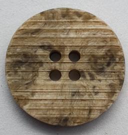 Beige  Knopen 23 mm