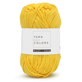 YARN AND COLORS MUST-HAVE 013 SUNGLOW