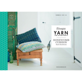 Yarn, the after party 50, Honeycomb Cushion