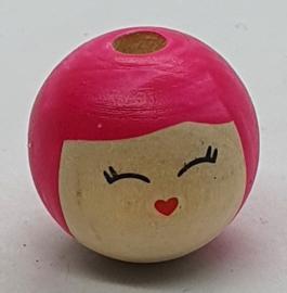 Meisjes Kraal Roze