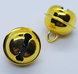 22mm Gouden Belletjes (5 stuks)