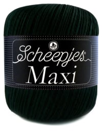 Scheepjes Maxi 110 Jet Black