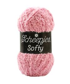 Scheepjes Softy 483 Donker Roze