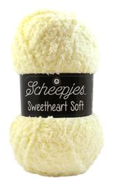 Scheepjes Sweetheart Soft 025 Licht Geel