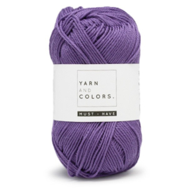 YARN AND COLORS MUST-HAVE 056 LAVENDER