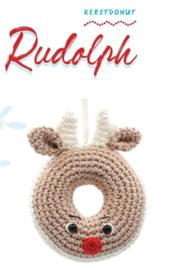 Garen Pakket Kerst Donut Rudolph