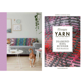 Yarn, the after party 47, Diamond Sofa Runner