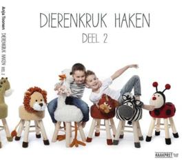 Anja Toonen - DIERENKRUK HAKEN DEEL 2