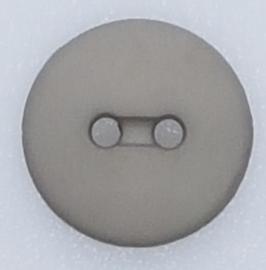 Grijze Knoop II 15 mm