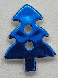 Kerstboom Knoop Blauw