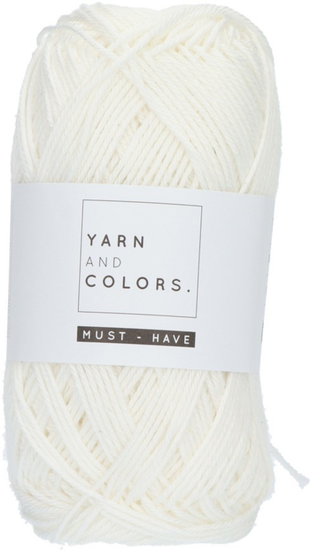 YARN AND COLORS MUST-HAVE 101 Marble