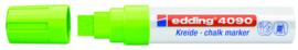 Krijtstift neon groen 4-15 mm