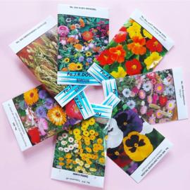 Losse materialen FlowerBombs maken(brievenbuspost)