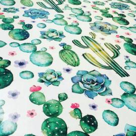 Cactus tafelzeil