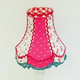 Lampenkapje klein