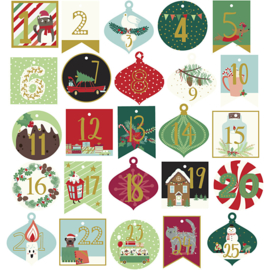 Online Kerstworkshop Adventskalender maken