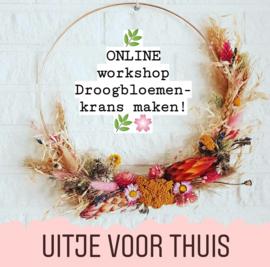 Online workshop zonder materialen