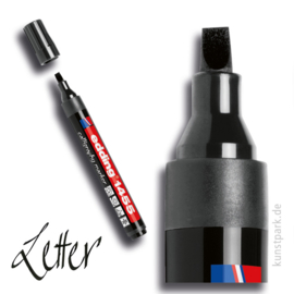 Kalligrafie pen flexibel