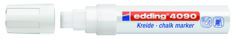 Krijtstift wit 4-15 mm