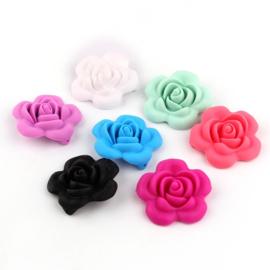 Siliconen rozen
