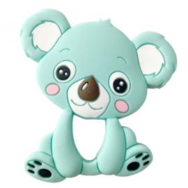 Bijtring Koala van siliconen