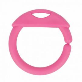Opry Cosi hanger pink