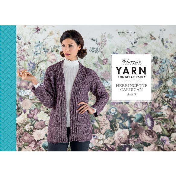 PATROON VEST YARN THE AFTER PARTY