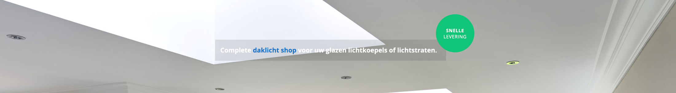Daklichtshop.nl webshop