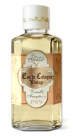 The Eau de Cologne Vanilla and Raspberry 10x250ml