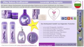 Bulgarisch Lavendel Produktepaket