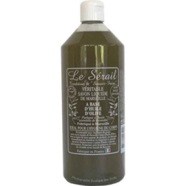 Natural Marseille liquid soap olive 15x1000ml perfumed