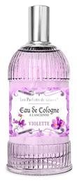 Eau de Cologne à l'Ancienne violets 10x125ml