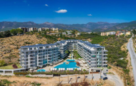 22-05-2020 tot 29-05-2020 Isparta rozenoogst tour Residence appartement 4 pers. 1 week.