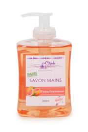 Marseille Hand Soap Grapefruit 12x300ml