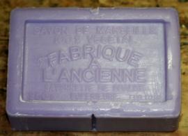 16 Marseille zeepstukken lavendel 250g p. st.