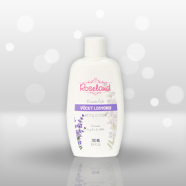 Isparta lavendel body lotion 80 x 200 ml
