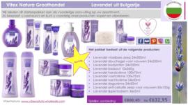 Bulgaars lavendel producten