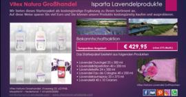 Isparta Lavendel Produktepaket