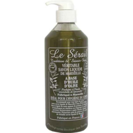 Natural Marseille liquid soap olive 15 x 500ml perfumed